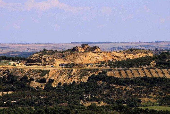 Αμφίπολη: Στα ίχνη του πρώτου ανασκαφέα Δ. Λαζαρίδη - εικόνα 3
