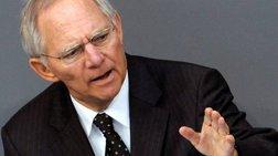 Βόλφγκανγκ Σόιμπλε: Η ευρωζώνη δεν έχει ξεπεράσει την κρίση