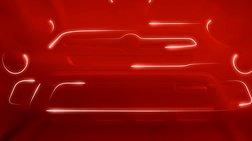 Teaser για το νέο Fiat 500X