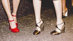 Παπούτσια που απογειώνουν το στυλ