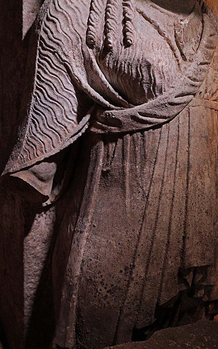 Αμφίπολη: Παριανοί γλύπτες έφτιαξαν τις Καρυάτιδες - εικόνα 2