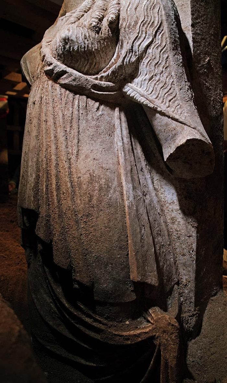 Αμφίπολη: Ο τάφος «δείχνει» ρωμαϊκά χρόνια