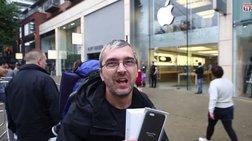 Περίμενε 44 ώρες για το iPhone6 για να καλοπιάσει την πρώην του