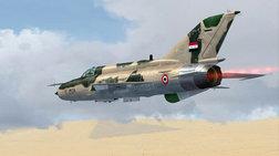 Το Ισραήλ κατέρριψε  συριακό πολεμικό αεροσκάφος