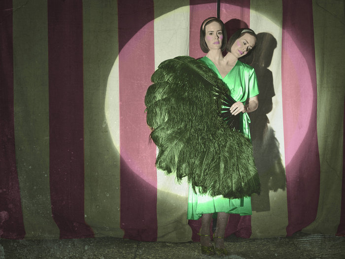 American Horror Story: Ολα τα «τέρατα» του Freak Show - εικόνα 2