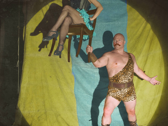 American Horror Story: Ολα τα «τέρατα» του Freak Show - εικόνα 6