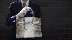 185.000 δολάρια για μια τσάντα Hermes; Πωλήθηκε!