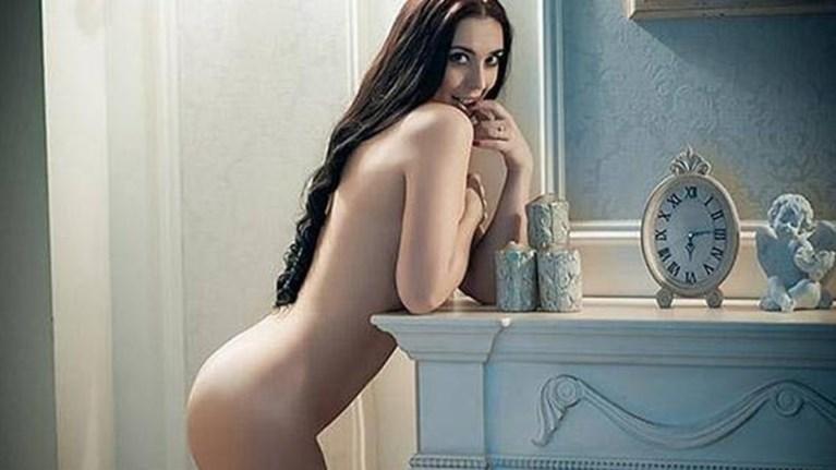 Έργα γυμνό μοντέλο τέχνης