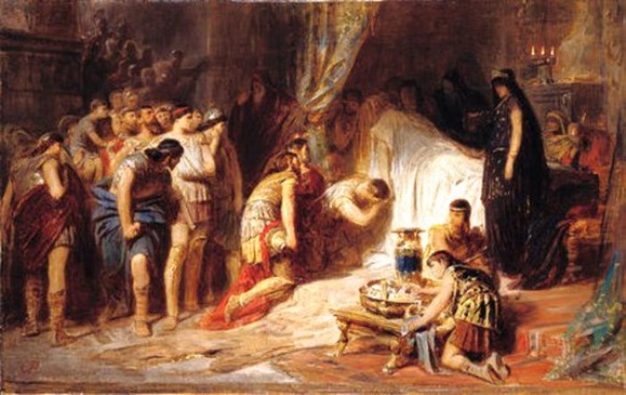 Αμφίπολη: Τα 14 σενάρια για τον «ένοικο» του τάφου - εικόνα 6