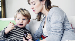 Τα αντιβιοτικά «μεγαλώνουν» παχύσαρκα παιδιά