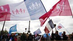 Non «παραδοσιακών» Γάλλων σε παρένθετη κύηση και εξωσωματική λεσβιών