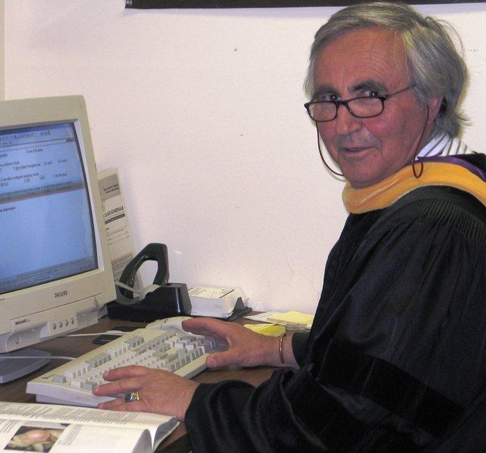 Ο δρ. Θεόδωρος Αντίκας