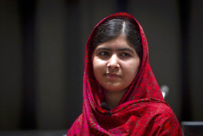 Νόμπελ Ειρήνης στη Μαλάλα και τον Σατιάρτι