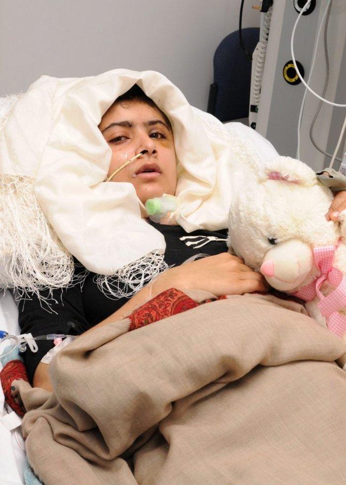 Μαλάλα Γιουσαφζάι: Η έφηβη blogger που έφτασε να πάρει Νόμπελ Ειρήνης
