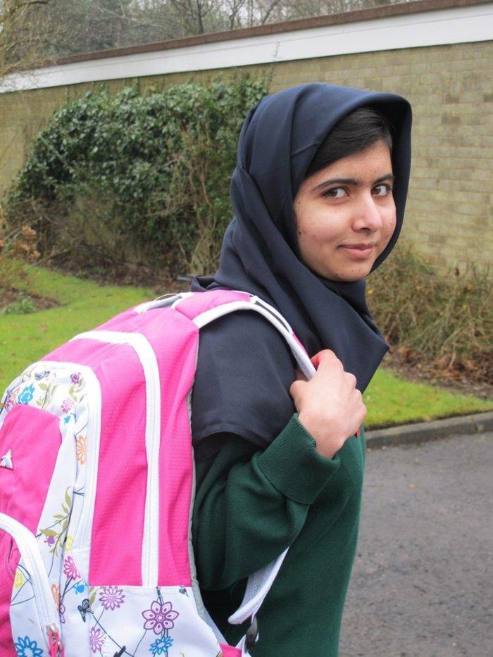Μαλάλα Γιουσαφζάι: Η έφηβη blogger που έφτασε να πάρει Νόμπελ Ειρήνης - εικόνα 2