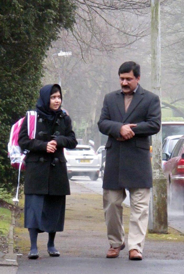 Μαλάλα Γιουσαφζάι: Η έφηβη blogger που έφτασε να πάρει Νόμπελ Ειρήνης - εικόνα 3