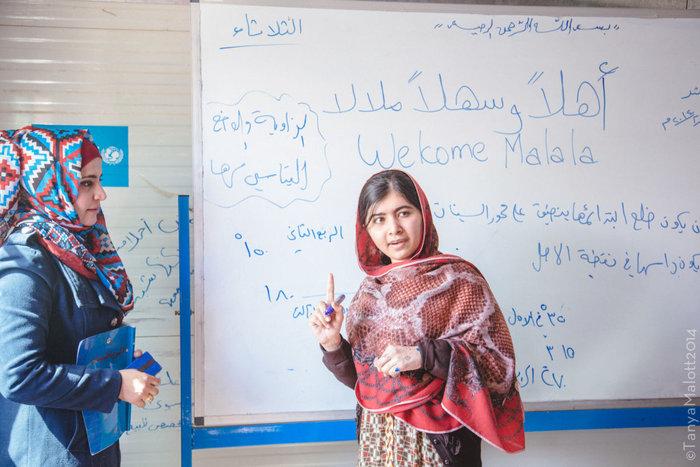 Μαλάλα Γιουσαφζάι: Η έφηβη blogger που έφτασε να πάρει Νόμπελ Ειρήνης - εικόνα 4