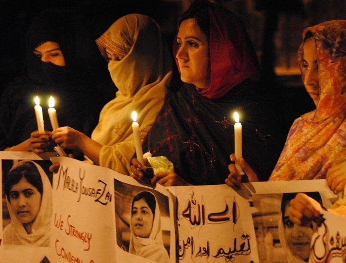Μαλάλα Γιουσαφζάι: Η έφηβη blogger που έφτασε να πάρει Νόμπελ Ειρήνης - εικόνα 6