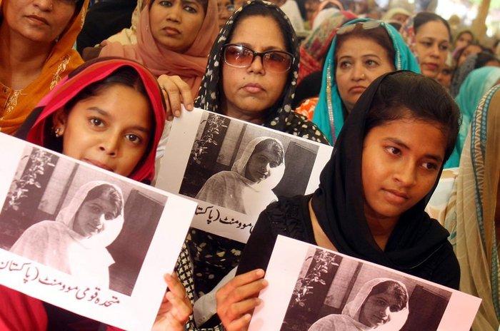 Μαλάλα Γιουσαφζάι: Η έφηβη blogger που έφτασε να πάρει Νόμπελ Ειρήνης - εικόνα 8
