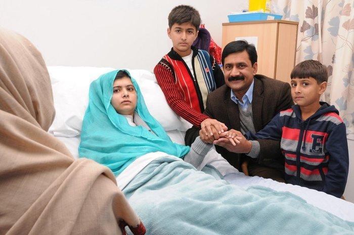 Μαλάλα Γιουσαφζάι: Η έφηβη blogger που έφτασε να πάρει Νόμπελ Ειρήνης - εικόνα 9
