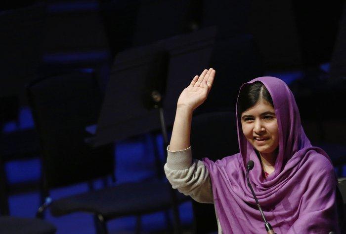 Μαλάλα Γιουσαφζάι: Η έφηβη blogger που έφτασε να πάρει Νόμπελ Ειρήνης - εικόνα 10