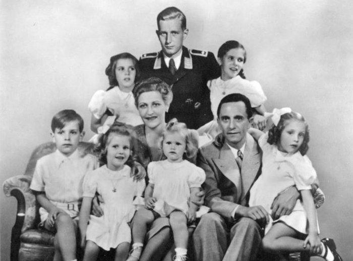 Απόγονοι του Γκέμπελς η πλουσιότερη οικογένεια της Γερμανίας