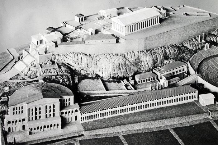 Πώς ήταν η στέγη του Ηρωδείου και ποιό ρεκόρ κατέχει; - εικόνα 4