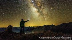 Κ. Βασιλακάκος: Ένας φωτογράφος μετράει τ' άστρα