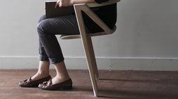 Σε αυτήν την καρέκλα, κανείς δεν χαλαρώνει ποτέ εντελώς