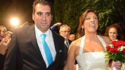 Κωνσταντοπούλου: διακομματικό γαμήλιο πάρτι