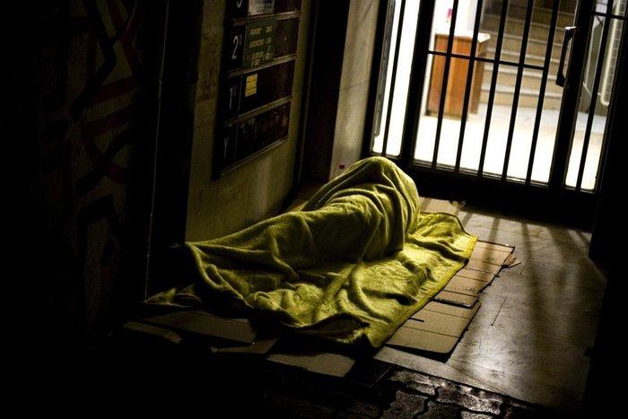 Αστεγοι: 1 εκατ. κάθε νύχτα στον δρόμο