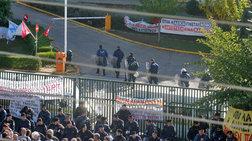 Συλλαλητήριο για την επαναλειτουργία της ΕΡΤ