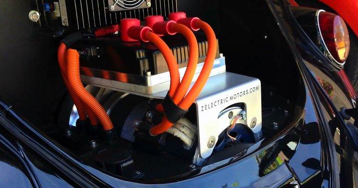 ZelectricBug: Ο σκαραβαίος ζει και λειτουργεί με ρεύμα!