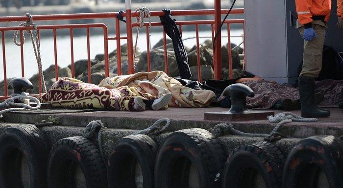 Τραγωδία με μετανάστες στα Στενά του Βοσπόρου-Πνίγηκαν παιδιά [VIDEO]