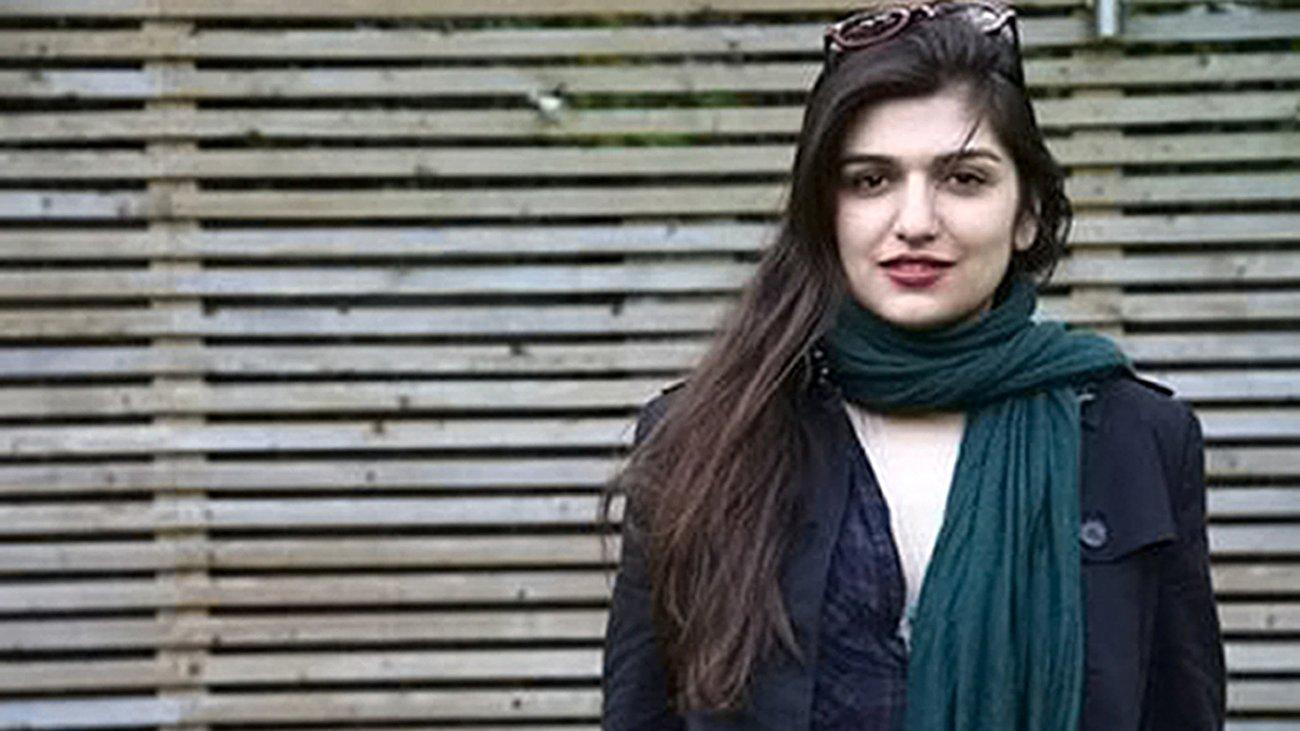 ... η Ιρανοβρετανή Γοντσέχ Γαβαμί |thetoc.gr
