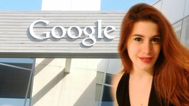 Η ελληνίδα που «άρπαξε» η Google από το τρίτο έτος