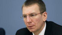 Λετονός Υπ.Εξ.:  Δηλώνω με υπερηφάνεια ότι είμαι γκέι