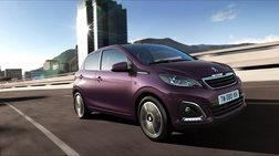Το νέο Peugeot 108 από 108 ευρώ το μήνα