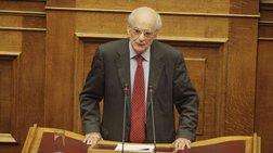 Απ.Κακλαμάνης: δεν ψηφίζω εξαίρεση ΕΝΦΙΑ από τις δόσεις