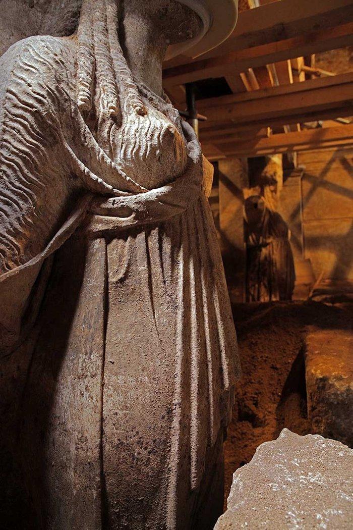 Π.Βαλαβάνης: Ο τύμβος Καστά έγινε για τον τάφο που βρέθηκε - εικόνα 2