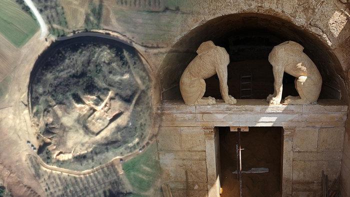 Π.Βαλαβάνης: Ο τύμβος Καστά έγινε για τον τάφο που βρέθηκε - εικόνα 3