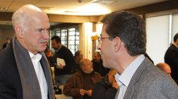 Δ.Καρύδης: Ο Γ.Παπανδρέου πρέπει να είναι στα ψηφοδέλτια του ΠΑΣΟΚ