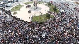 Τουρκία: Η κυβέρνηση επαναφέρει το σχέδιο ανάπλασης της πλατείας Ταξίμ