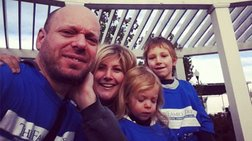 «Είμαι ο πατέρας που πεθαίνει από καρκίνο και σας ευχαριστώ Ελληνες»