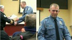 Αμετανόητος ο αστυνομικός που σκότωσε τον Μπράουν