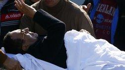Αθώος ο Μουμπάρακ για τον φόνο διαδηλωτών