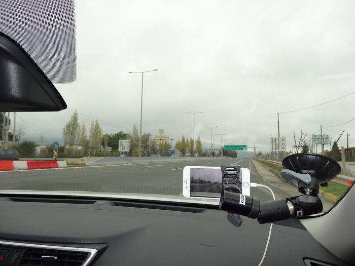 Εκτός από το Nissan X-Trail πρέπει να δοκιμάσουμε και το TimeLapse video του τηλεφώνου