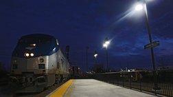 Επίθεση με μαχαίρι σε τρένο του Μίσιγκαν