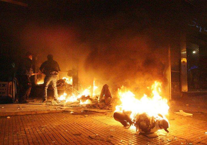 Αλέξης Γρηγορόπουλος: Οι συγκλονιστικές στιγμές μιας δολοφονίας