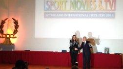 Μίνα Βαλυράκη-Φράνκο Τζεφιρέλι: Βραβεύτηκαν στο ίδιο φεστιβάλ